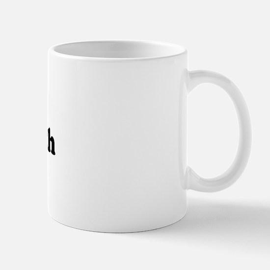 I Love October 9th (my birthd Mug