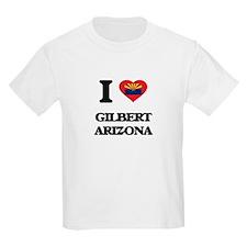 I love Gilbert Arizona T-Shirt