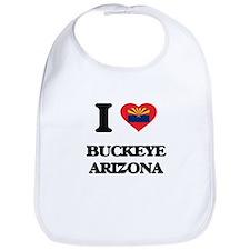 I love Buckeye Arizona Bib