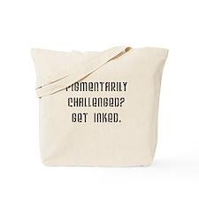 Get Inked Tote Bag