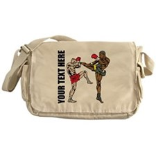 Kick Boxing Messenger Bag