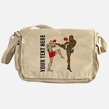 Kick Boxing Messenger Bag