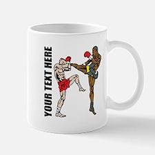 Kick Boxing Mugs