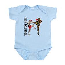 Kick Boxing Body Suit