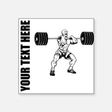 Power Lifting Sticker