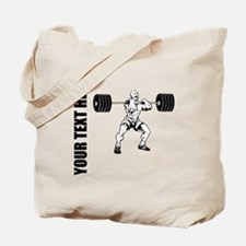 Power Lifting Tote Bag