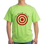 Hit Me! I Dare Ya! Green T-Shirt