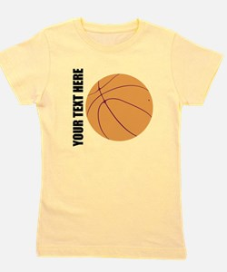 Basketball Girl's Tee