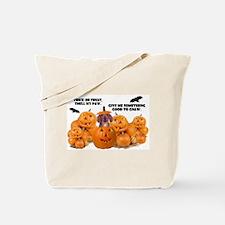 Trick Or Treat (Dachshund) Tote Bag