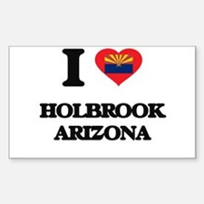 I love Holbrook Arizona Decal