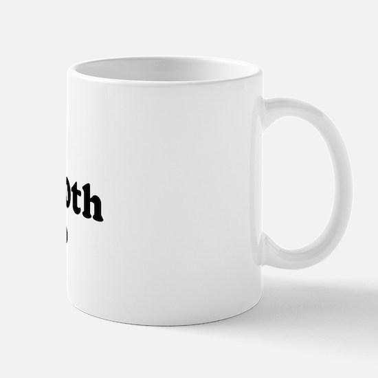 I Love January 20th (my birth Mug