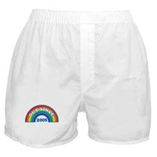 Out Since 2005 Boxer Shorts