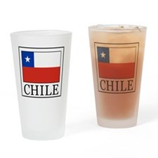 Chile Drinking Glass