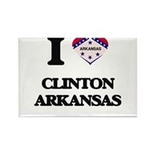 I love Clinton Arkansas Magnets
