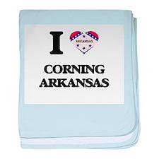 I love Corning Arkansas baby blanket
