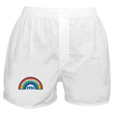 Out Since 1931 Boxer Shorts