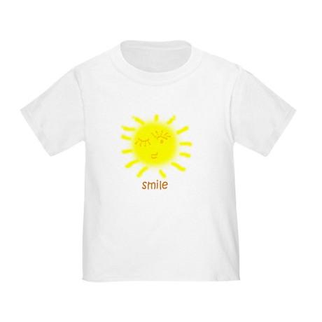 Smile! Toddler T-Shirt