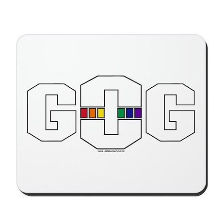 GOG Big O Mousepad