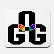 GOG Stacked Mousepad