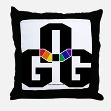 GOG Stacked Throw Pillow