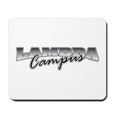 Lambda Logo Mousepad