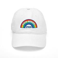 Out Since 1910 Baseball Cap