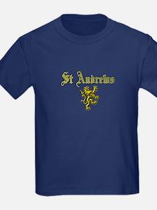 St Andrews. T