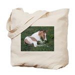 Sleeping foal Tote Bag