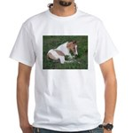 Sleeping foal White T-Shirt