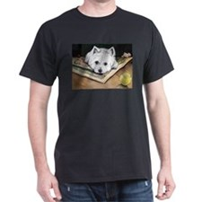 Please Play Westie T-Shirt
