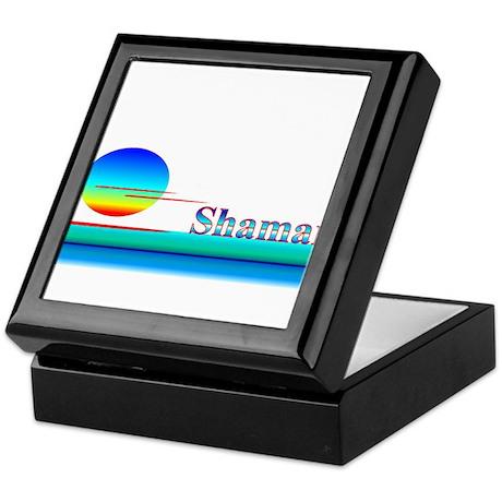 Shamar Keepsake Box