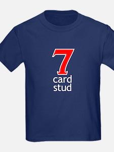 7 Card Stud Poker T
