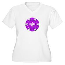 I Crack AA Poker T-Shirt