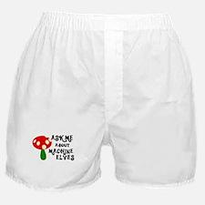 Machine Elves Boxer Shorts