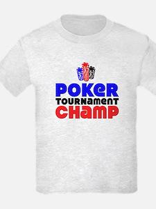 Poker Tournament Champ, Poker T-Shirt
