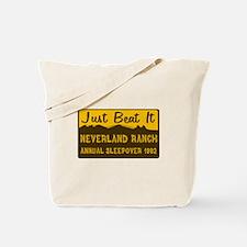 Neverland Sleepover Tote Bag