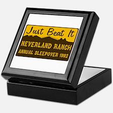 Neverland Sleepover Keepsake Box