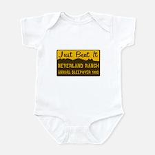 Neverland Sleepover Infant Bodysuit