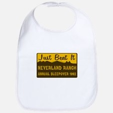 Neverland Sleepover Bib