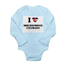 I love Breckenridge Colorado Body Suit