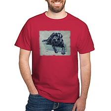Classic Black Lab T-Shirt
