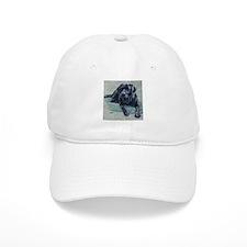 Classic Black Lab Baseball Cap