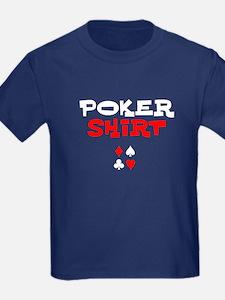 Poker Shirt, Poker T-Shirt T