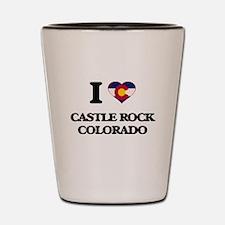 I love Castle Rock Colorado Shot Glass