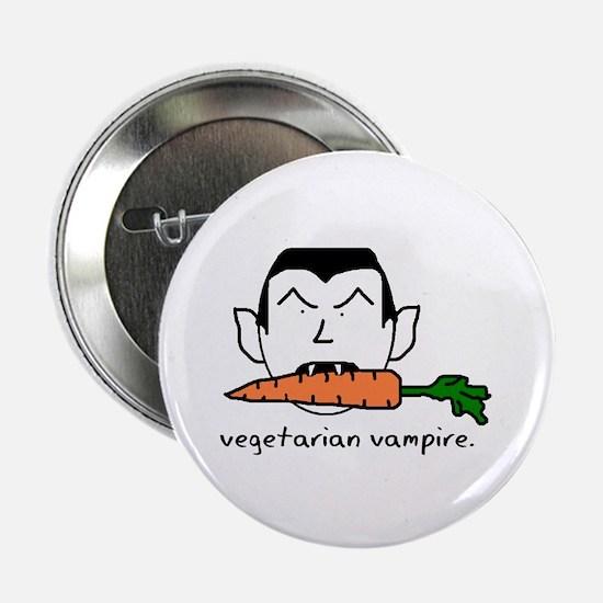 Vegetarian Vampire Button