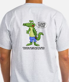 Alligator Arms T-Shirt