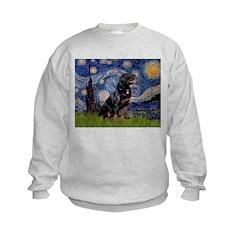 Starry/Rottweiler (#6) Sweatshirt
