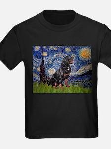 Starry/Rottweiler (#6) T