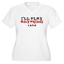 I'll Play Anything, Poker T-Shirt