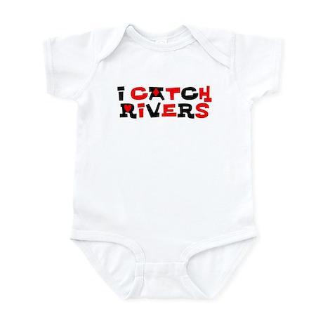 I Catch Rivers, Poker Infant Bodysuit